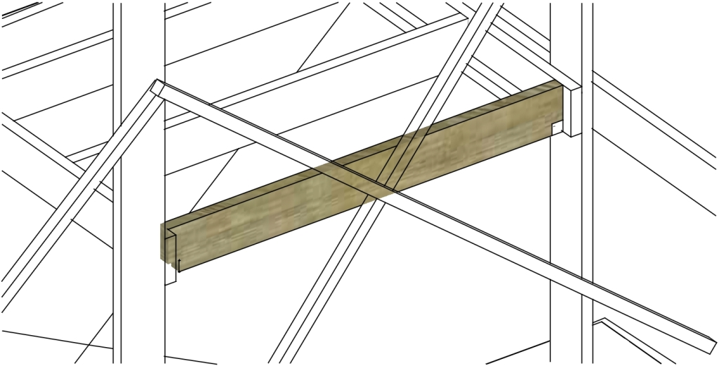 notched joist